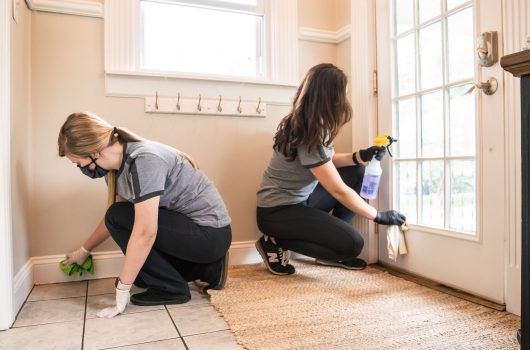 dash maids deep cleaning in st louis mo