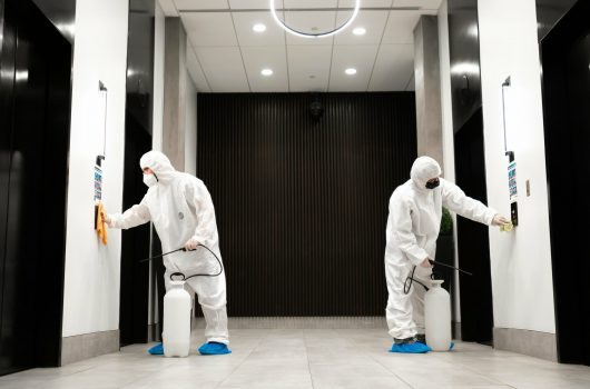 disinfecting cleaning in stlouis mo